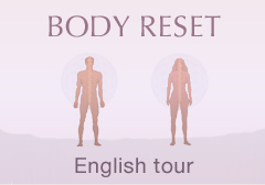 Body Reset English tour